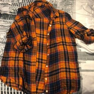 Aeropostale Medium Women's Flannel